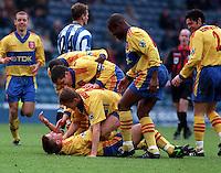 Sheffield Wednesday v Crystal Palace 1997