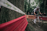 CX World Champion Wout Van Aert (BEL/Crelan-Charles)<br /> <br /> CX Brico Cross Eeklo 2017 (BEL)