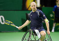 14-02-13, Tennis, Rotterdam, ABNAMROWTT,Ronald Vink