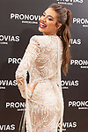 Spanish singer Ana Guerra during the presentation of the new Pronovias 2020 collection. September 25, 2019. (ALTERPHOTOS/Johana Hernandez)