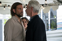 A Star Is Born (2018) <br /> Bradley Cooper, Lady Gaga &amp; Sam Elliott  <br /> *Filmstill - Editorial Use Only*<br /> CAP/MFS<br /> Image supplied by Capital Pictures