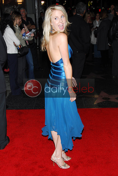 """Chelan Simmons<br />at the premiere of """"Final Destination 3"""". Grauman's Chinese Theatre, Hollywood, CA 02-01-06<br />Dave Edwards/DailyCeleb.com 818-249-4998"""