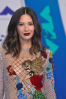 Olivia Munn at the 2017 MTV Video Music Awards at The &quot;Fabulous&quot; Forum, Los Angeles, USA 27 Aug. 2017<br /> Picture: Paul Smith/Featureflash/SilverHub 0208 004 5359 sales@silverhubmedia.com