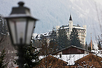 Europe/Suisse/Saanenland/Gstaad: Hotel Palace -Gstaad Palace