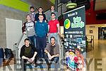 COMPUTER CAMP: Kerry Coder Dojo Mentors at Kerry Technology Park on Saturday were Richard Hayman, Kevin Burke, Quentin Bombelan  Keith Hussey, Conor Horgan, Luke Bluette, Emmett Bulger, John Jo Landers