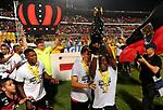 Cúcuta Deportivo venció 2-0 (3-0 en el global) a Unión Magdalena y se consagró campeón del Torneo Águila 2018.