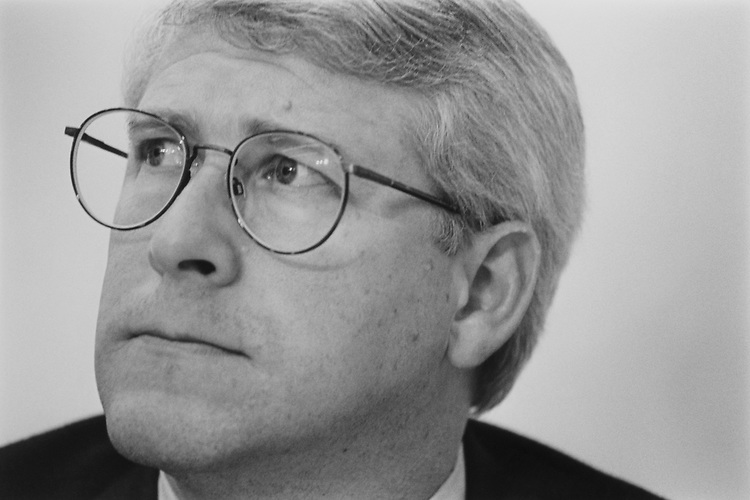 Rep. Roger Wicker, R-Miss., in January 1995. (Photo by Maureen Keating/CQ Roll Call via Getty Images)