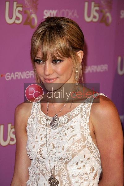 Hilary Duff<br />At US Weekly's Young Hollywood Hot 20 party, LAX, Hollywood, CA 09-16-05<br />David Edwards/DailyCeleb.Com 818-249-4998