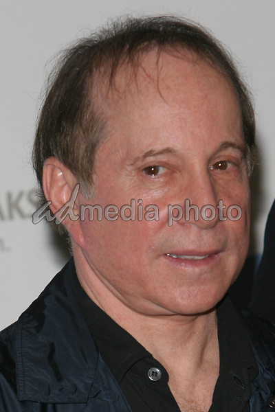 """24 September 2005 - Hollywood, California - Paul Simon.  Jerry Seinfeld and Paul Simon Perform """"One Night Only: A Concert for Autism Speaks"""" - Press Conference held at the Kodak Theater.  Photo Credit: Zach Lipp/AdMedia"""