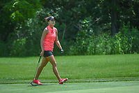 Lexi Thompson (USA) approaches the green on 10 during round 1 of the 2018 KPMG Women's PGA Championship, Kemper Lakes Golf Club, at Kildeer, Illinois, USA. 6/28/2018.<br /> Picture: Golffile | Ken Murray<br /> <br /> All photo usage must carry mandatory copyright credit (&copy; Golffile | Ken Murray)