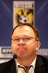 Nederland, Arnhem, 16 december  2012.Eredivisie.Seizoen 2012/2013.Vitesse-RKC.Vitesse Algemeen Directeur Erwin Kasakowski
