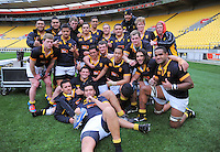 120915 Under-20 Rugby - Wellington v Taranaki