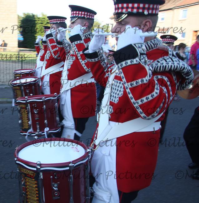 Black Skull Flute Band, Glasgow