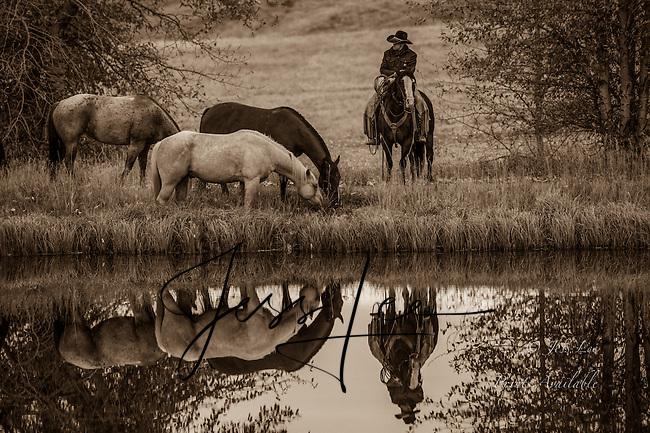 Western Cowboy and Cowgirl photos,