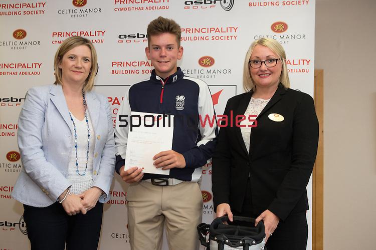 Principality Junior Wales Open 2015<br /> 27.07.15<br /> ©Steve Pope - SPORTINGWALES