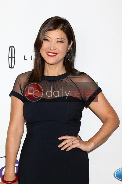 Juju Chang<br /> at the 42nd Annual Gracie Awards, Beverly Wilshire Hotel, Beverly Hills, CA 05-22-18<br /> David Edwards/DailyCeleb.com 818-249-4998