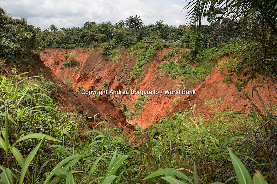 Nigeria, Imo State, NEWMAP, World Bank Gully erosion