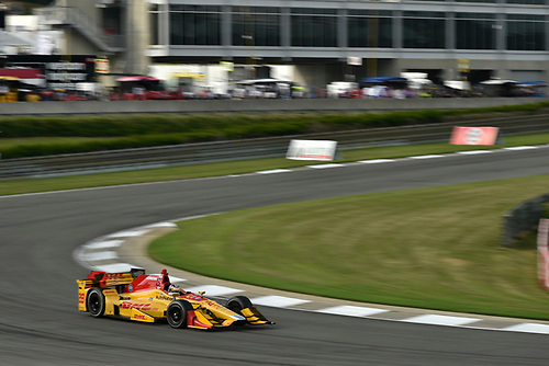 22-24 April, 2016, Birmingham, Alabama USA <br /> 28 Ryan Hunter-Reay<br /> ©2016, Scott R LePage <br /> LAT Photo USA