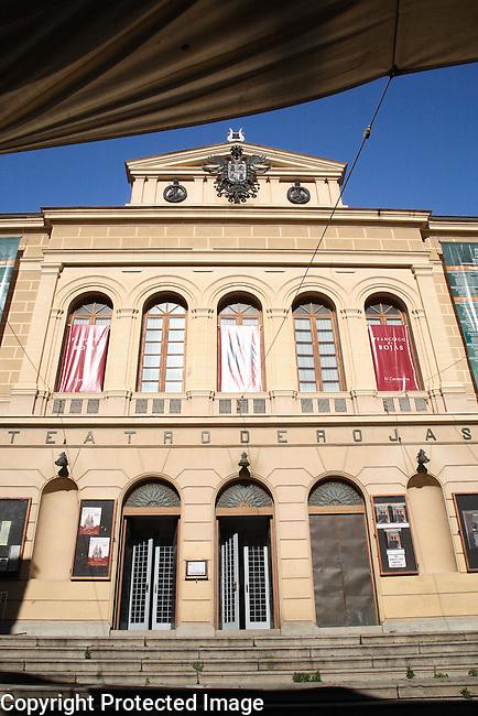 Rojas Theatre; Toledo; Spain