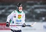 Uppsala 2014-01-12 Bandy  IK Sirius - GAIS Bandy :  <br />  GAIS Joel Pettersson <br /> (Foto: Kenta J&ouml;nsson) Nyckelord:  portr&auml;tt portrait