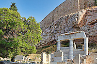The Sanctuary of Asclepios (420 B.C.), Greece