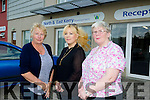 l-r  Betty Walsh, Jennifer O'Sullivan Coffey and Helen O'Connor, who are looking for new members for the Careers support group at the NEWKD Castleisland