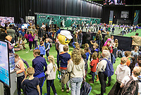 ABNAMRO World Tennis Tournament, 14 Februari, 2018, Rotterdam, The Netherlands, Ahoy, Tennis, Kidsday<br /> <br /> Photo: www.tennisimages.com