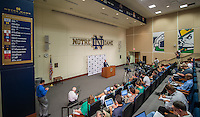 8.1.14 Brian Kelly News Conference