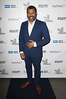 BEVERLY HILLS, CA - FEBRUARY 1: Jordan Peele at the 2018 Writers Guild Awards Beyond Words spotlighting outstanding screenwriting at the Writers Guild Theater in Beverly Hills, California on February 1, 2018.   <br /> CAP/MPI/FS<br /> &copy;FS/MPI/Capital Pictures