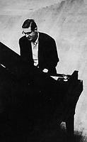 Bill Evans, pianist.