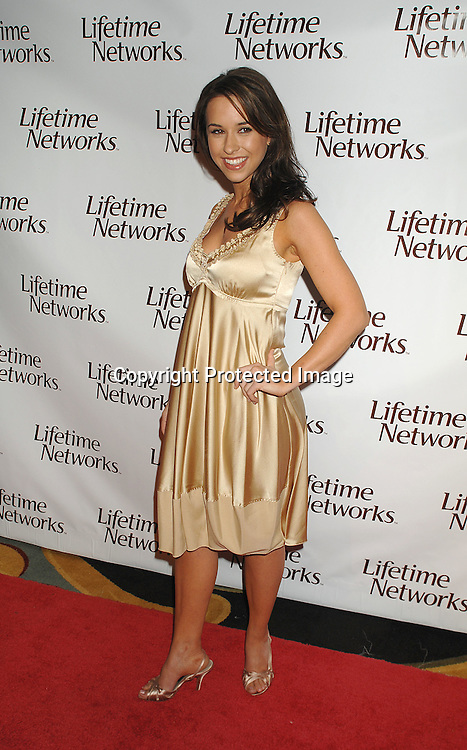 """Lacey Chabert, star of the Lifetime Movie """"What If God Were the Sun?""""..at The Lifetime Television Upfront Announcement of their ..new season on april 24, 2007 at The Grand Hyatt Hotel in  ..New York City. ..Robin Platzer, Twin Images"""