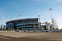 January 01, 2011:    during pre-game festivities prior to the Progressive Gator Bowl action between the Mississippi State Bulldogs and the Michigan Wolverines at EverBank Field in Jacksonville, Florida.