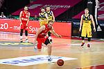 Christian Sengfelder (Brose Bamberg), EWE Baskets Oldenburg vs. Brose Bamberg, easycredit Basketball-Bundesliga, Viertelfinal Rueckspiel, 20.06.2020. nph0001 Foto: Eibner/Memmler/Pool/nordphoto