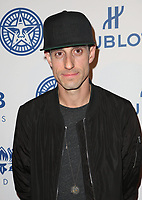 LOS ANGELES, CA - NOVEMBER 7: Frank Zummo, at Photo Op For Hulu's 'Obey Giant at the The Theatre at Ace Hotel in Los Angeles, California on November 7, 2017. Credit: Faye Sadou/MediaPunch /NortePhoto.com