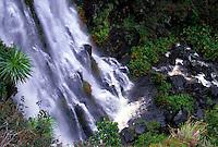 Close up of Waipoo falls, Kauai