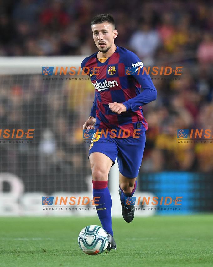 Clement Lenglet<br /> 21/01/2016 <br /> Barcelona - Villarreal <br /> Calcio La Liga 2019/2020 <br /> Photo Paco Largo Panoramic/insidefoto <br /> ITALY ONLY