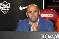 Monchi Sport Director AS Roma <br /> Roma 04-08-2017 <br /> Press Conference <br /> Foto Gino Mancini/Insidefoto
