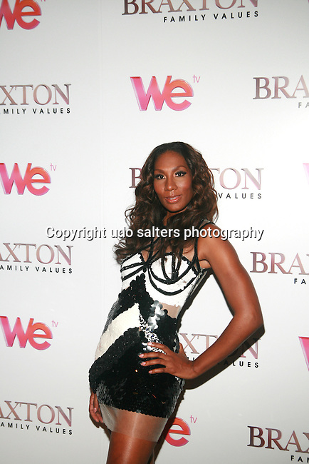 Towanda Braxton Attends Premiere Screening of BRAXTON FAMILY VALUES Season 2 Held at Tribeca Grand, NY 11/8/11