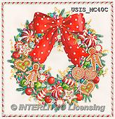 Ingrid, CHRISTMAS SYMBOLS, WEIHNACHTEN SYMBOLE, NAVIDAD SÍMBOLOS, paintings+++++,USISMC40C,#XX#