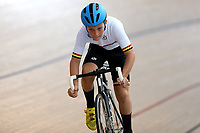 Maui Morrison of Waikato BOP competes in the U15 Boys 500m Time Trial at the Age Group Track National Championships, Avantidrome, Home of Cycling, Cambridge, New Zealand, Wednesday, March 15, 2017. Mandatory Credit: © Dianne Manson/CyclingNZ  **NO ARCHIVING**