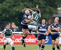 *** during the Greene King IPA Championship match between Ealing Trailfinders and Bedford Blues at Castle Bar , West Ealing , England  on 29 October 2016. Photo by Carlton Myrie / PRiME Media