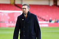 Barnet manager Darren Currie during Sheffield United vs Barnet, Emirates FA Cup Football at Bramall Lane on 6th January 2019