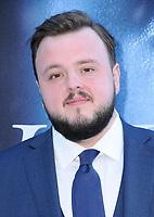 "12 July 2017 - Los Angeles, California - John Bradley. HBO's ""Game of Thrones"" Season 7 Los Angeles Premiere held at The Music Center's Walt Disney Concert Hall in Los Angeles. Photo Credit: Birdie Thompson/AdMedia"