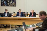 2018/11/23 Politik | Berlin | Amri-Untersuchungsausschuss