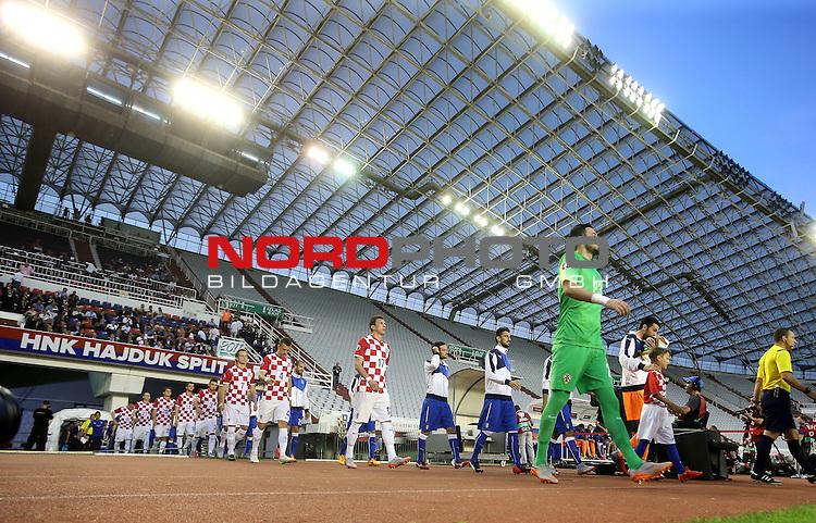 12.06.2015., Croatia, stadium Poljud, Split - Qualifying match for the European Championship to be held in 2016 in France, Group H, Round 6, Croatia - Italy.<br />  <br /> Foto &copy;  nph / PIXSELL / Igor Kralj;