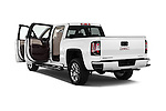 Car images of 2016 GMC Sierra 1500 Denali 4WD Crew Cab Short Box Denali 4 Door Pick-up Doors