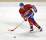 16 January 2007: Montreal Canadiens right wing forward Michael Ryder initiates a drive against the Vancouver Canucks at the Bell Centre in Montreal, Canada. The Canucks defeated the Canadiens 4-0.Mandatory Credit: Ed Wolfstein Photo *** Editorial Sales through Icon Sports Media *** www.iconsportsmedia.com