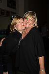 Michelle Stafford and Kim Zimmer have fun at the Soapstar Spectacular starring actors from OLTL, Y&R, B&B and ex ATWT & GL on November 20, 2010 at the Myrtle Beach Convention Center, Myrtle Beach, South Carolina. (Photo by Sue Coflin/Max Photos)
