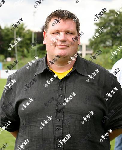 2009-07-18 / Seizoen 2009-2010 / Voetbal / K. Merksem S.C / Micky Wuyts - trainer..Foto: Maarten Straetemans (SMB)
