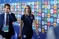 Sports psychologist Rebecca Symes arrives before England Under-21 vs Poland Under-21, UEFA European Under-21 Championship Football at The Kolporter Arena on 22nd June 2017
